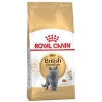 Royal Canin BRITISH SHORTHAIR 34 - корм для британских кошек, 10кг