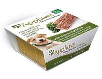Паштет для собак с ягненком и овощами