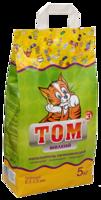 Том 3 - наполнитель для туалета мелкий