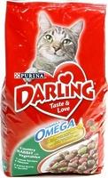Darling Adult with meat - Корм для взрослых кошек с мясом и овощами