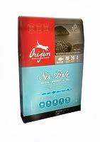 ORIJEN 6 Fresh FISH Cat&Kitten корм для кошек всех возрасов и пород, 1,8 кг