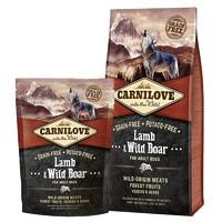 Корм для собак Carnilove Lamb & Wild Boar 12 кг