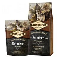 Сухой корм для собак Carnilove Raindeer 12 кг