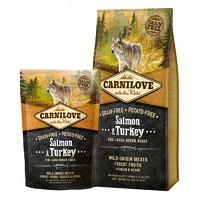 Корм для собак Carnilove Salmon & Turkey Large Breed 12 кг