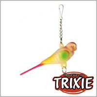 TRIXIE TX-5309 Игрушка-попугай для птиц TRIXIE