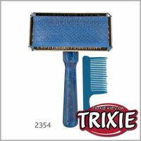 TRIXIE TX-2354 Щетка+расческа для пуха TRIXIE