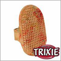 TRIXIE TX-2336 Щетка массажная, резина/меланж TRIXIE