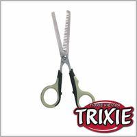 TRIXIE TX-2355 Ножницы филировочные двусторонние