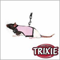 TRIXIE TX-61511 Шлейка-жилетка для грызунов TRIXIE