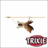 TRIXIE TX-45733 Удочка для кошки TRIXIE Бабочка 45см