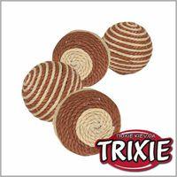 TRIXIE TX-45805 Набор мячиков для кошки TRIXIE