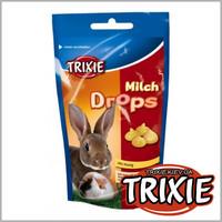TRIXIE TX-6024 Витаминные дропсы с молоком для грызунов TRIXIE