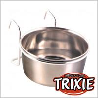 TRIXIE TX-5494 Металлическая миска для птиц TRIXIE 0,3л