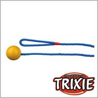 TRIXIE TX-3304 Резиновый мяч на веревке для собак TRIXIE