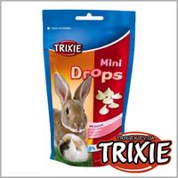 TRIXIE TX-60332 Лакомство для грызунов TRIXIE - Mini Drops йогурт