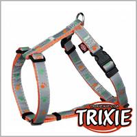 TRIXIE TX-12257 Светоотражающая шлейка для собак TRIXIE- Silver