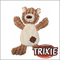 TRIXIE TX-35964 Игрушка для собак TRIXIE - Медведь с заплаткой