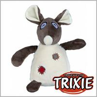 TRIXIE TX-35961 Игрушка для собак TRIXIE - Крыса с заплатками