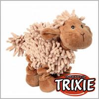 TRIXIE TX-35933 Игрушка для собак TRIXIE - Овечка с пищалкой