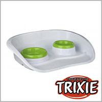 TRIXIE TX-24722 Миски на подставке для котов TRIXIE