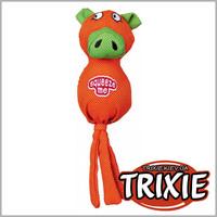 TRIXIE TX-36206 Игрушка для собак TRIXIE - Поросёнок с пищалкой