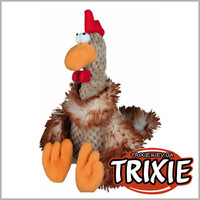 TRIXIE TX-35940 Игрушка для собак TRIXIE - Сидящий петух