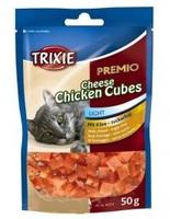 Трикси сырные кубики для кота Premio(курица+сыр) ТХ-42717