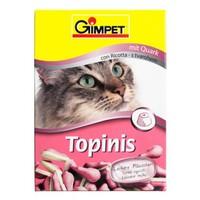 GIMPET TOPINIS мышки с таурином 190шт. ТВОРОГ