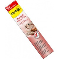 GIMPET MALT SOFT EXTRA паста для выведения шерсти, 20 г