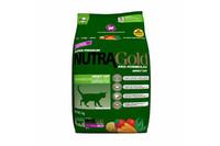 Nutra Gold HairBall НУТРА ГОЛД Эдалт Хайрболдля активных кошек вывод комков шерсти  5 кг