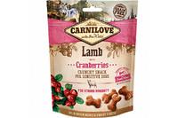 Лакомство для собак Carnilove Dog Lamb with Cranberries Crunchy Snack ягненок, клюква 200 гр.