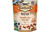 Лакомство для собак Carnilove Dog Ostrich with Blackberries Crunchy Snack мясо страуса, ежевика 200 гр.