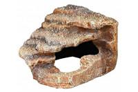 Угловая пещера для террарирума TRIXIE,  16 x 12 x 15 см.  Украшение: степная скала