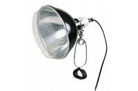 Отражатель для УФ-лампы в террариум TRIXIE, D- 21 x 19 см  макс. Производительность: 250 Вт