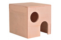 Домик для хомячка TRIXIE, 10х10,5х11 см