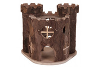 Замок-лабиринт для грызунов TRIXIE - Замок, 17х15х12 см, для мышей и хомяков