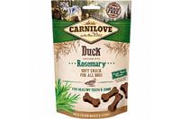 Лакомство для собак Carnilove Dog Duck with Rosemary Semi Moist утка, розмарин 200 гр.