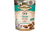 Лакомство для собак Carnilove Dog Carp with Thyme Semi Moist карп, тимьян 200 гр.