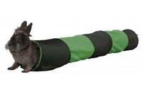 Туннель TRIXIE для кролика и морской свинки, D- 18 x 130 см,