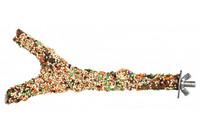 Жердочка для птиц TRIXIE - PURE NATURE, 20 см / D- 15 мм,  , для бюджетов