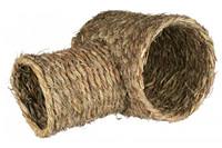 Тоннель-башмак для кроликов TRIXIE, 30 x 25 x 50 см,  для: морские свинки, кролики
