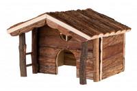 Домик для кроликов и морских свинок TRIXIE - Knut, 30х22х30 см