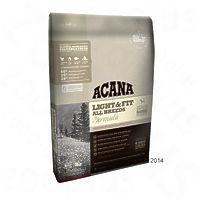 ACANA Light & Fit корм для взрослых собак с избыточным весом, 2кг