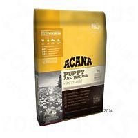 ACANA Puppy & Junior корм для щенков средних пород, 6 кг