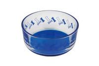 Стеклянная миска для собак TRIXIE,  0.4л/o12см