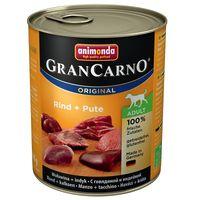 Animonda Gran Carno Original Adult Консерва с говядиной и индейкой