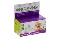 Фитомины Гематокэт - фитокомплекс для котят и для взрослых кошек в период восстановления 50г