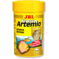 JBL NovoArtemio 250мл  (сублимированная в вакууме артемия)