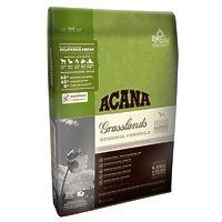 ACANA GRASSLANDS DOG корм для собак всех пород и возрастов, 2х11,4кг