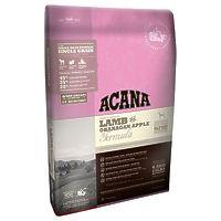 ACANA Grass-Fed Lamb - корм Акана для собак гипоаллергенный ягнёнок и яблоко (Беззерновой), 6.0 кг
